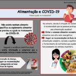 ALIMENTAÇÃO & COVID-19 🧐   Poderá, a alimentação, auxiliar na prevenção ou tratamento ⁉️